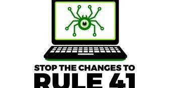米政府に個人のコンピューターをハッキングさせるな!― ルール41の修正を阻止しよう