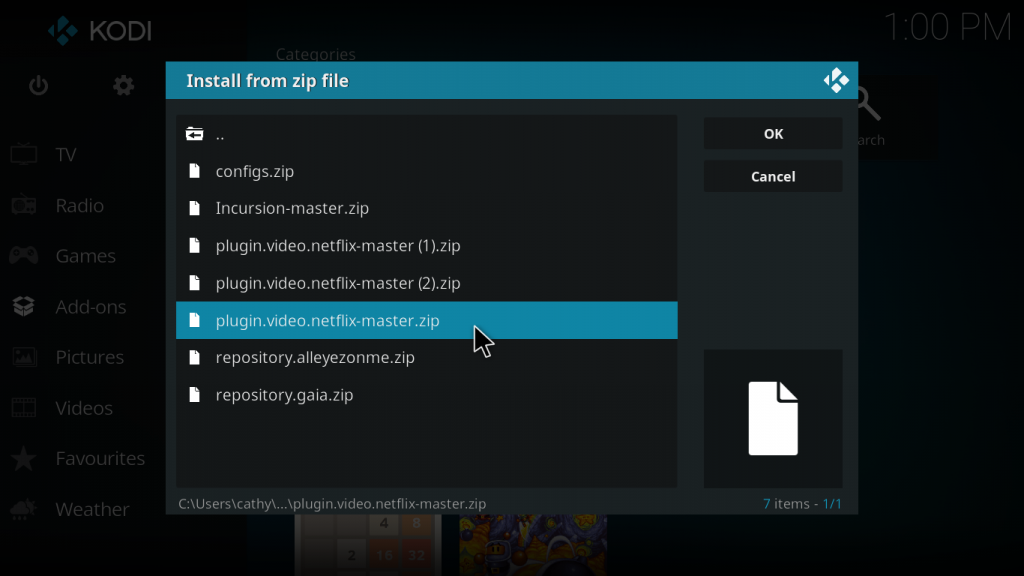 how to install netflix on kodi (5)