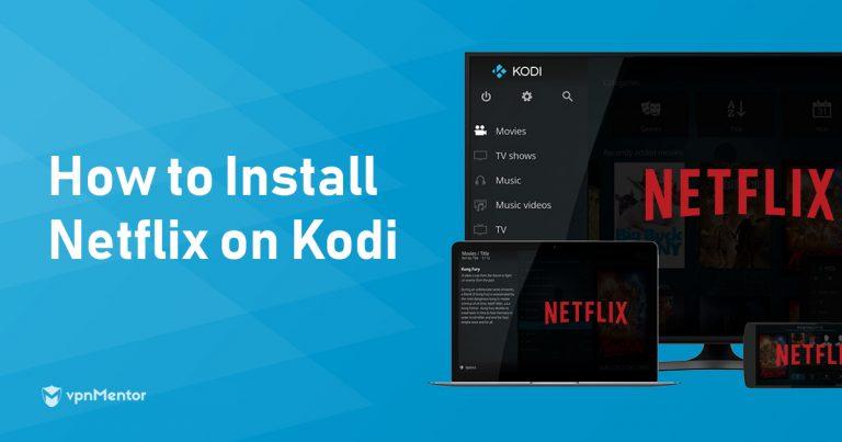 Install Netflix on Kodi