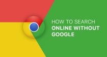 グーグルを使わずにネット検索するには