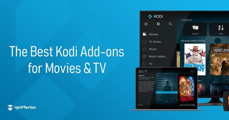 The Best Kodi Add Ons