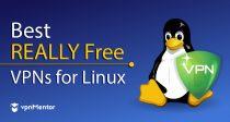 Linuxにおすすめの無料VPN 8選【検証済み・2021年】